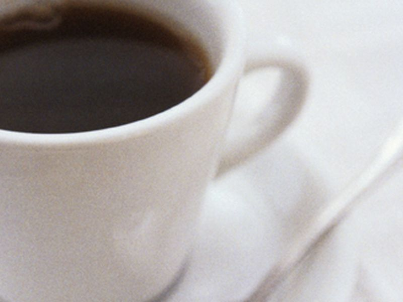 News Picture: Coffee: Good for You or Not?