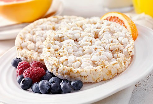 Eating rice cakes may make you gain weight, especially if you top them with unhealthy things.