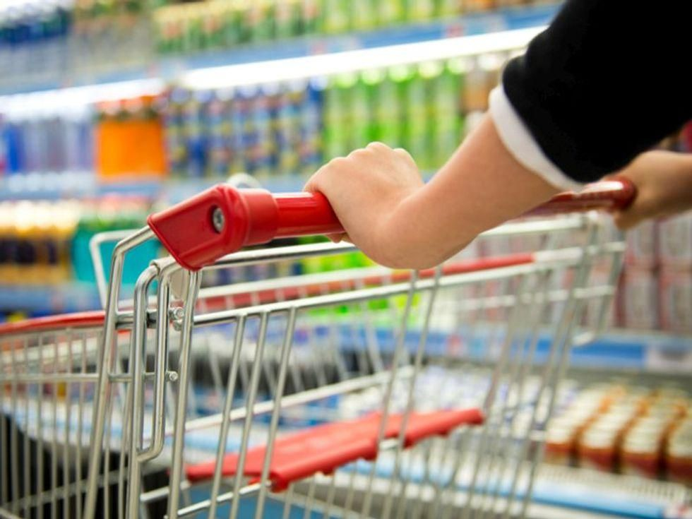 News Picture: Pandemic Changed Grocery Shopping for Rich and Poor