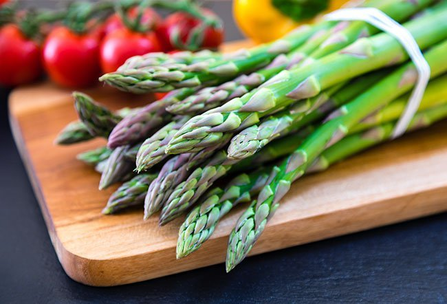 what happens if you eat asparagus every day